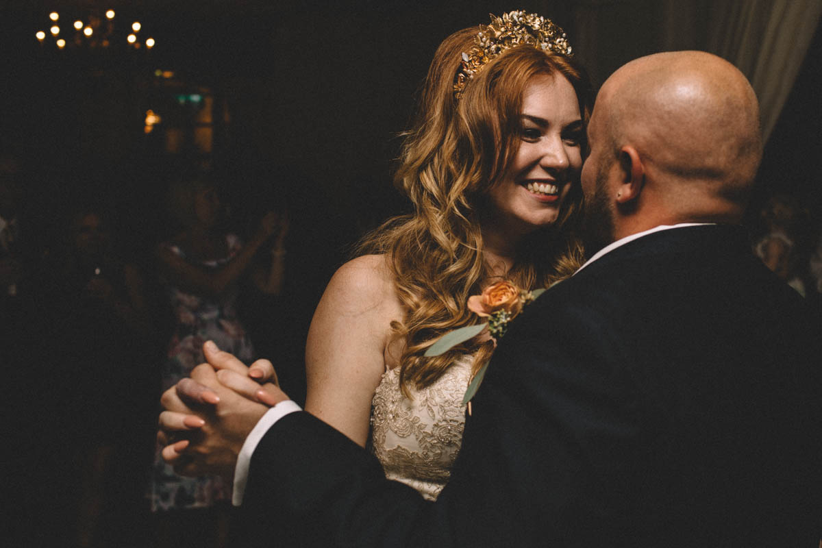 Carrie Lavers Photography first dance hampshire wedding photographer