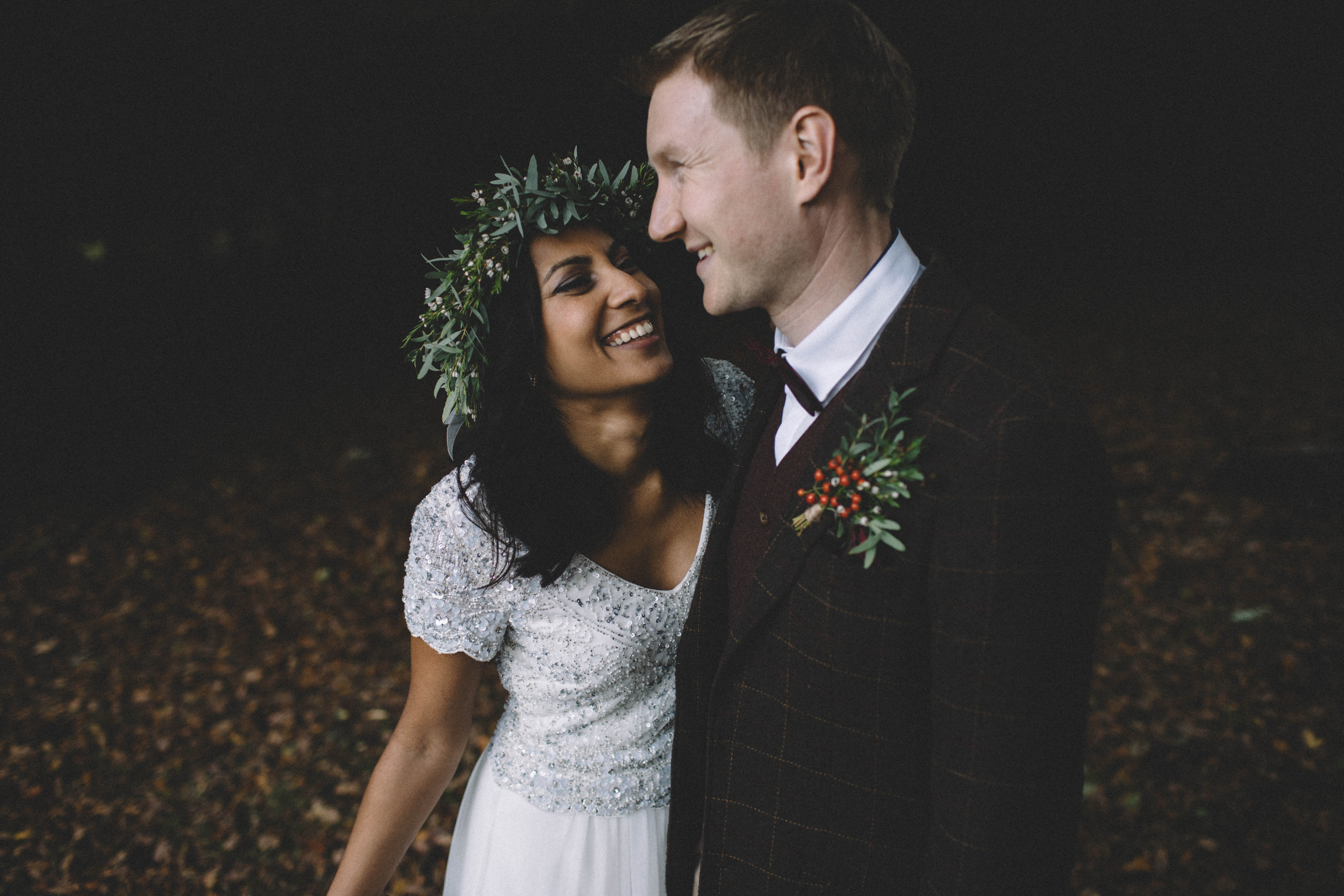 New forest wedding carrie lavers photography