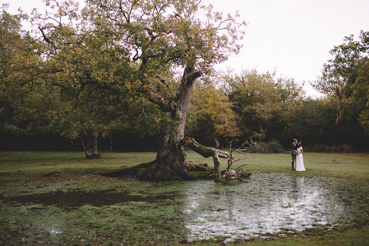 New Forest Wedding Photography